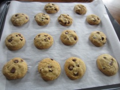 Chocolate Chip Cookies myfavouritepastime.com