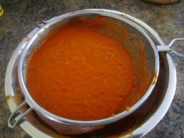 Creamy Fresh Tomato Soup myfavouritepastime.com