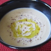 Gordon Ramsay's Swede (Rutabaga) and Cardamom Soup