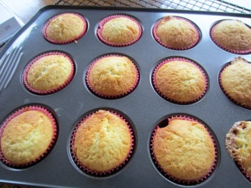 Lemon and Thyme Muffins myfavouritepastime.com