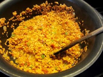 Spiced Red Lentil Soup myfavouritepastime.com
