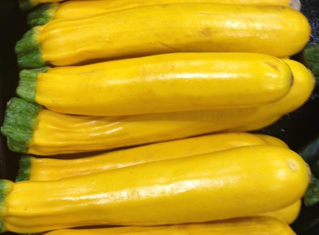 Golden Zucchini myfavouritepastime.com