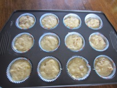 Banana Sultana Muffins myfavouritepastime.com
