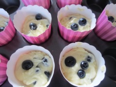 Alton Brown's Blueberry Muffins myfavouritepastime.com