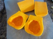How to Peel and Cut Butternut Squash myfavouritepastime.com