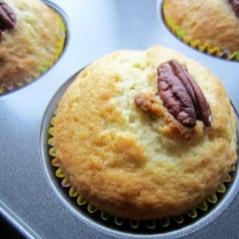 Maple Pecan Muffins myfavouritepastime.com