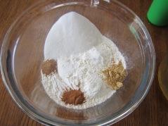 Spiced Pumpkin Sultana Muffins myfavouritepastime.com