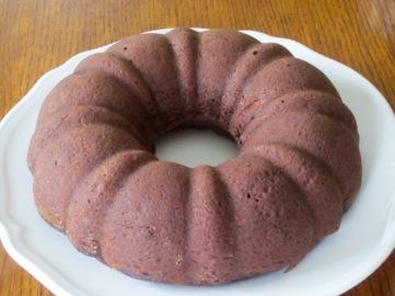 Moist Chocolate Carrot Cake myfavouritepastime.com