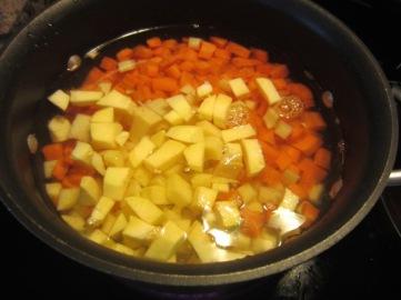 Rutabaga and Carrot Mash myfavouritepastime.com