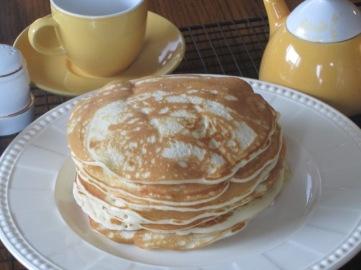 Basic Pancake Recipe myfavouritepastime.com