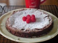 Chocolate Torte Royale myfavouritepastime.com