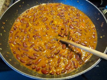 Red Kidney Bean Curry (Rajma Masala) myfavouritepastime.com