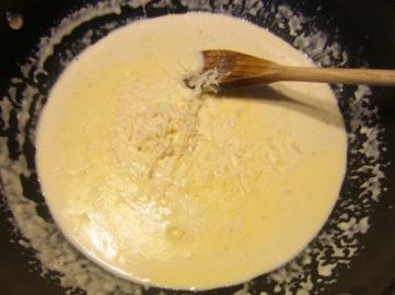 Fettuccine with Creamy Zucchini Sauce myfavouritepastime.com