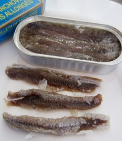 Flat Fillets of Anchovies myfavouritepastime.com