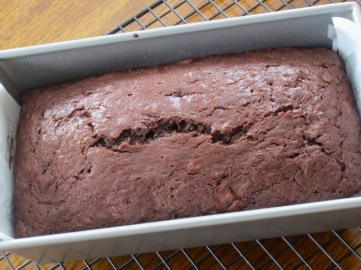 Double Chocolate Banana Bread myfavouritepastime.com