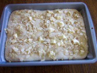 German Butter Cake (Butterkuchen) myfavouritepastime.com