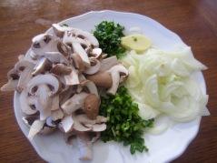 Mushroom Biryani myfavouritepastime.com