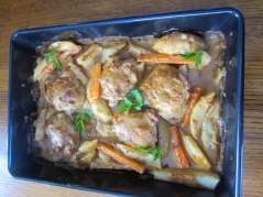 Chicken in Mushroom, Onion and Sour Cream Sauce myfavouritepastime.com