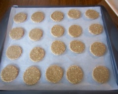 Oat Biscuits myfavouritepastime.com