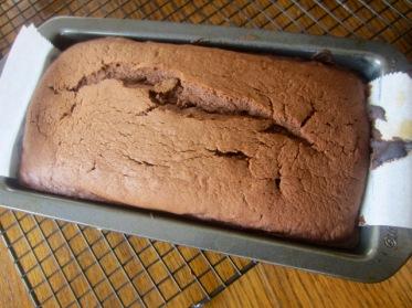 Mocha Sour Cream Cake myfavouritepastime.com