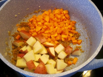 Green Lentil and Potato Stew myfavouritepastime.com