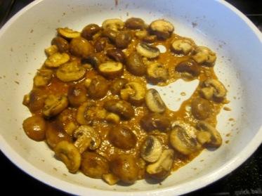 Creamy Sour Cream Chicken with Mushroom and Zucchini myfavouritepastime.com