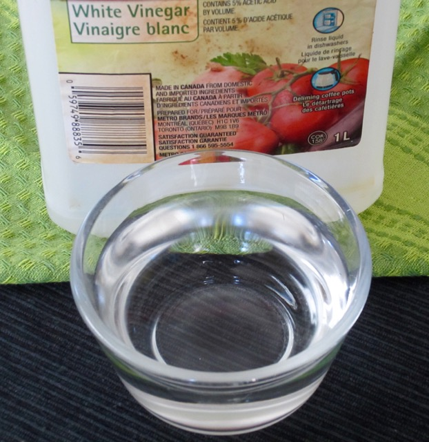 White Vinegar myfavouritepastime.com