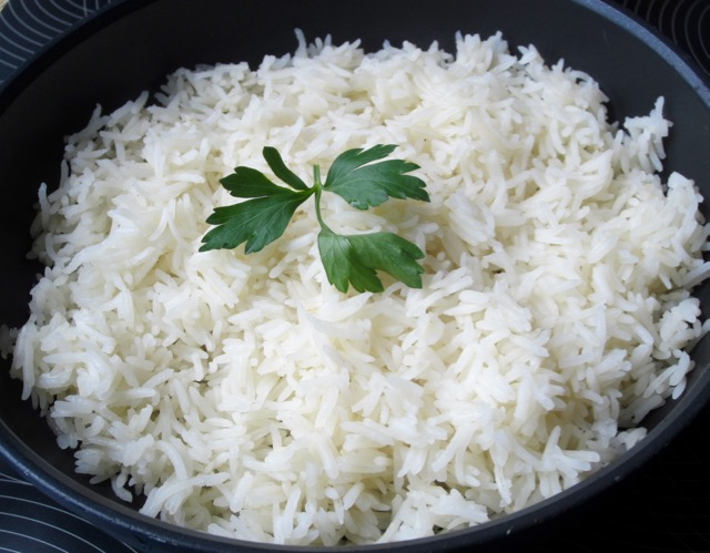How to Boil Basmati Rice myfavouritepastime.com