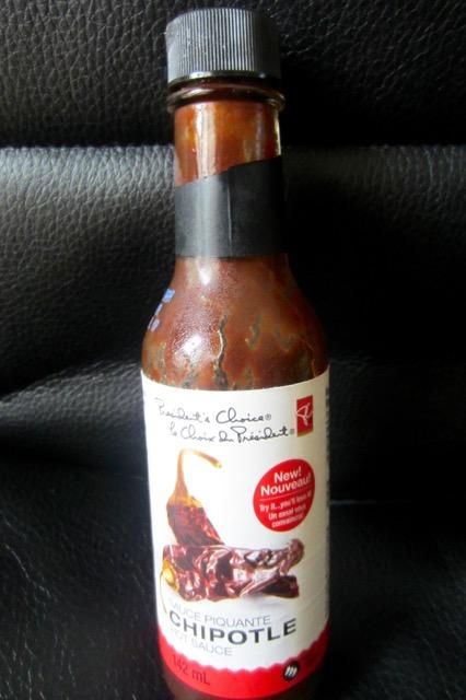 Hot Chipotle Sauce myfavouritepastime.com